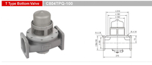 Bottom Valves-Emergency Valves-GET C804TPQ-100