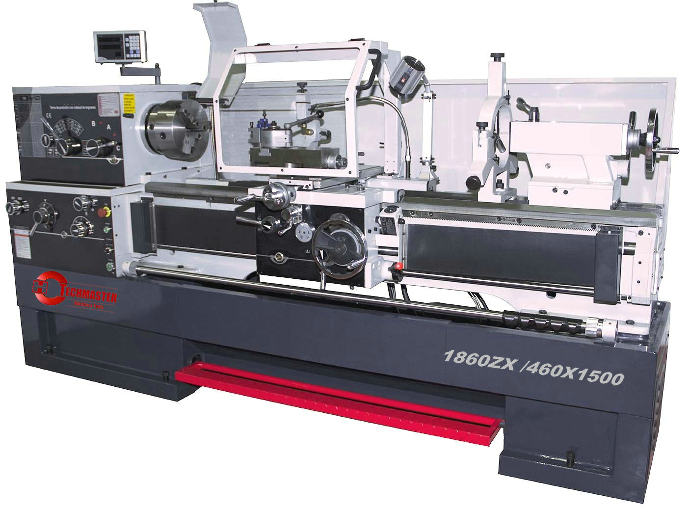 BIG BORE GAP BED LATHE C6236ZX-C6240ZX-C6246ZX