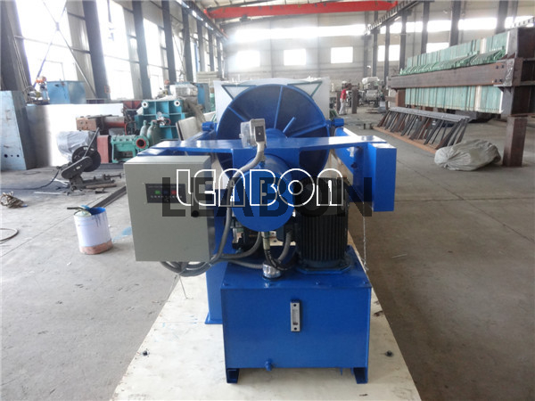 High-Efficiency hydraulic Circular Filter Press for Sludge