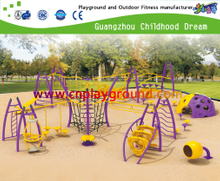 Large Climber and Swing Combination Children Metal Playground on Promotion
