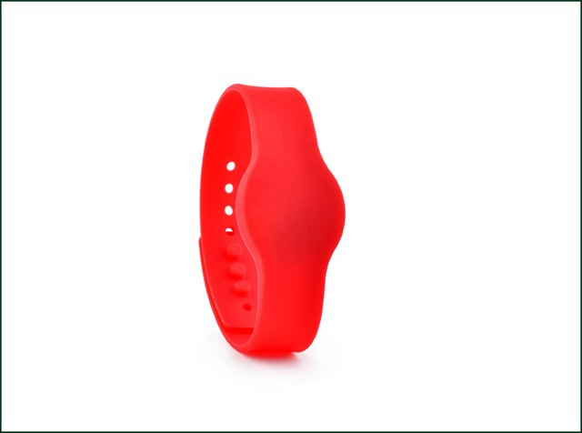 RFID Waterproof Wristband for Hotel Management