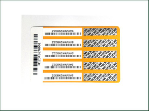 Paper Printing Prepaid Scratch Cards with Security Barcode
