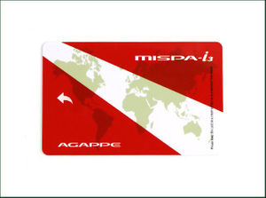 Printed RFID Identity Smart Student IC Card