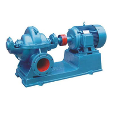 CMS, SH Long service time split case double suction horizontal pump