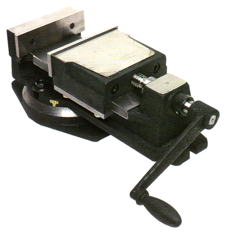 QH MACHINE VISE WITH SWIVEL BASE ( K TYPE )