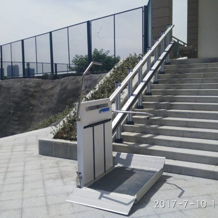 Platform Wheelchair Lift for Stairs