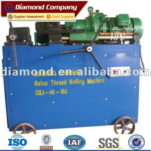 steel threading rolling machine