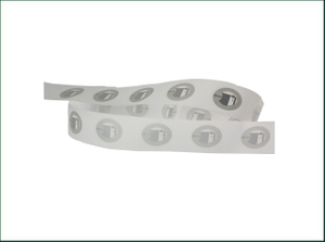 Disposable UHF Wet Inlay For Inventory RFID Label