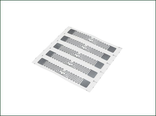 Dry inlay/Label/RFID sticker tag for access control