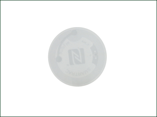 13.56MHz NFC RFID Sticker with 3m Back Glue for Transportation
