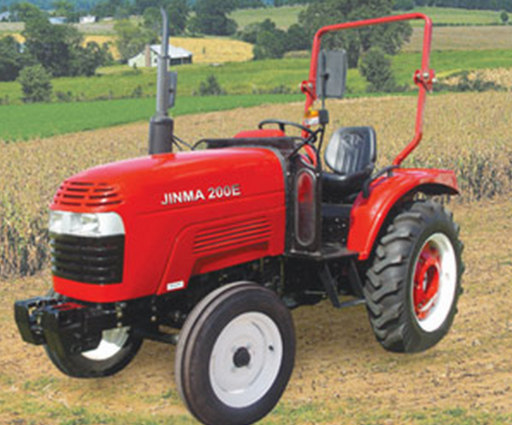 Jinma Tractor Parts : Jinma e tractor from china manufacturer