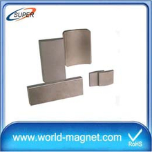 High Temperature Sintered SmCo Rare Earth Magnets