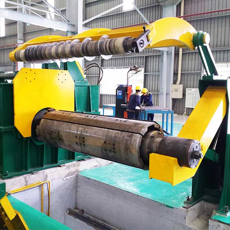 Used Automatic Steel Coil Slitting Line machine