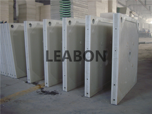 Filter Plate Press Automatically/ Membrane Filter Plate