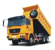 SHACMAN Dump Truck 6x4 LHD 340HP Engine