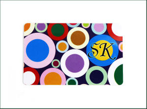 Full Color Printed Rfid PVC Card with Customer Logo