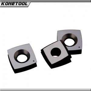 Radius Carbide Insert Cutter