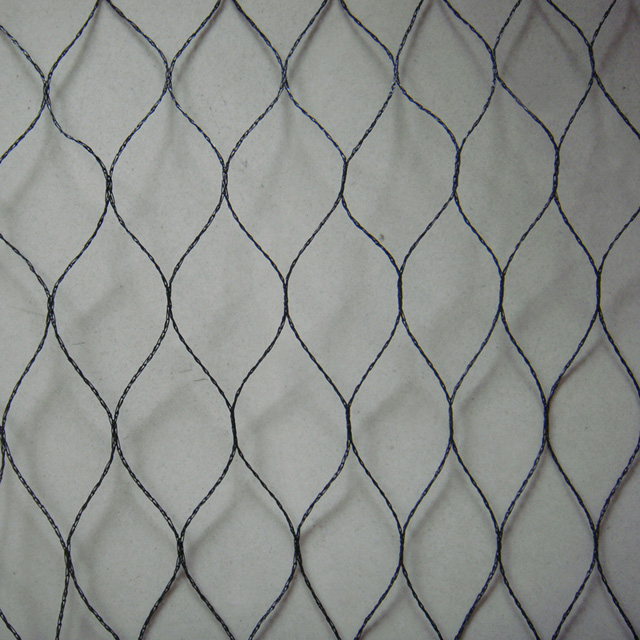HDPE 10gsm 10X4M black color Anti Bird Net