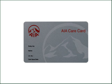 Printing Plastic White Smart PVC IC Chip Card for Overview