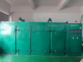 Dehumidification drying oven
