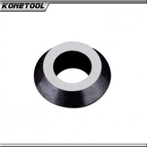 Woodturning Carbide Insert Round Tool for Bowl Gouges Hook Nose Scraper