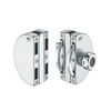 VM-200 FINGERPRINT IDENTIFICATION GLASS DOOR LOCK