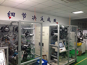 5 High precision automatic winding machine2