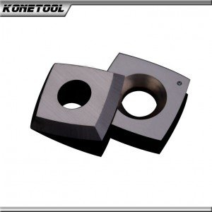 Square Carbide Insert Cutter