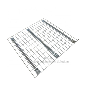 Flared Channel Welded Technology Mesh Decking for Selective Pallet Racking