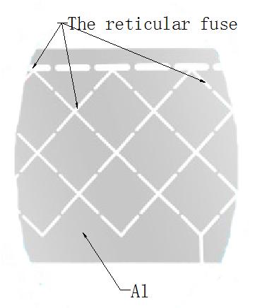 网状安全铝膜2