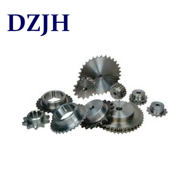 Shear pin sprockets