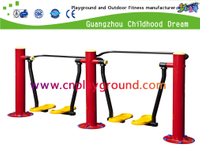 Outdoor Physical Exercise Equipment Doppel Luft Walking Machine