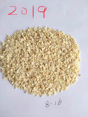Dehydrated Garlic Grain Exported To Russia And South America