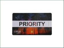 White Plastic Scratch PVC Card for Loyalty System