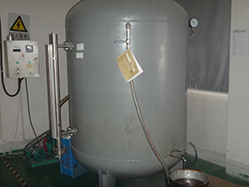 11 Vacuum oil processor