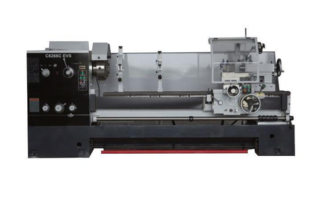 VARIABLE SPEED CONVENTIONAL LATHE C6266C -EVS SERIES