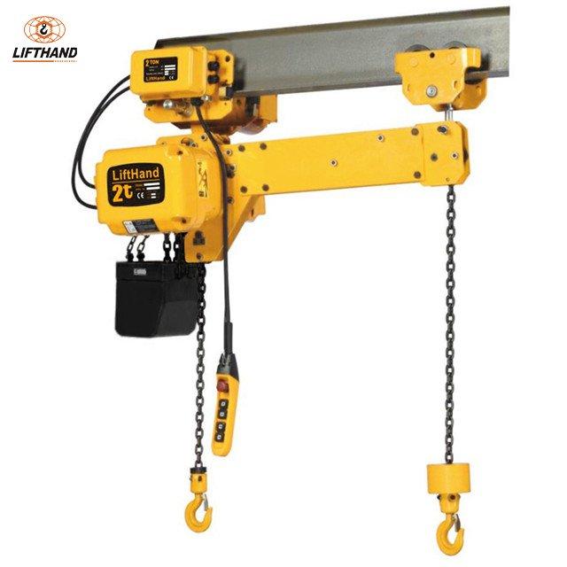 Electric Chain Hoist With Hook: 2 Hook Hoist Two Hook Chain Hoist--Hoist Manufacturer LiftHand