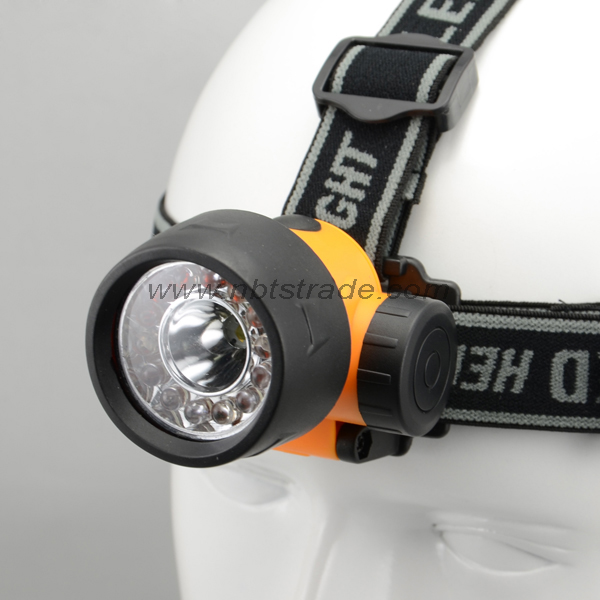 Multi Function LED Headlamp