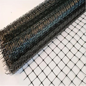 HDPE 35gsm black color pond net with peg, applied for pond, cover the pond,