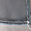 HDPE 330gsm grey color small mesh safety net