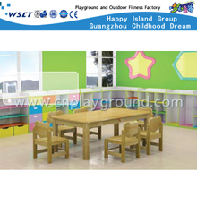 School Children Small Wood Study Table Equipment (M11-07201)