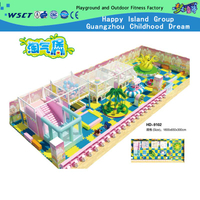 Nuevo Commical Indoor Naughty Castle Soft Playground en venta (HD-9102)