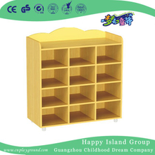 School Solid Wood Functional Bag Cabinet (HG-4212)