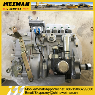 WP4 Engine Parts 4110002925025 1000185678 Injection Pump