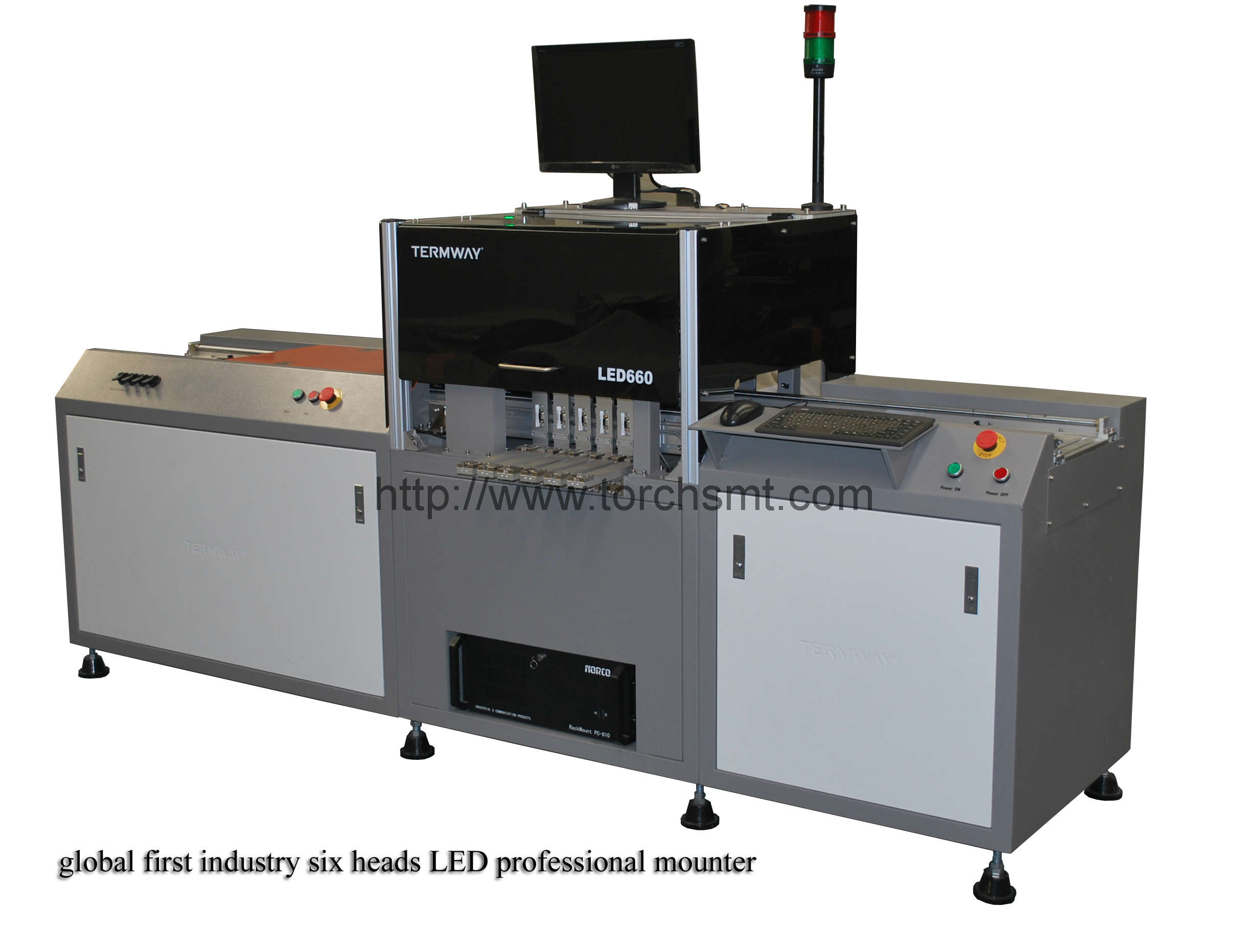 LED-automatisches Chip Mounter LED660