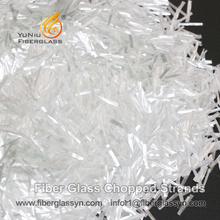 Diameter 10~13um E-glass Fiber Chopped Strands for BMC