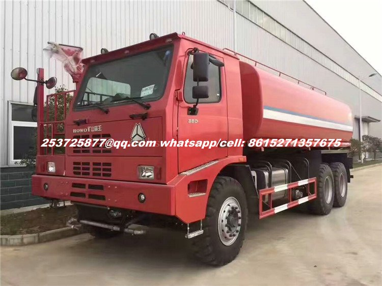 Howo Mining water truck -41-T water transport vehicle_1.jpg