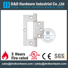 Grade 316 Flush Hinge with AC for Hollow Metal Door-DDSS027