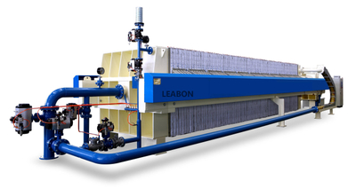 Quick Open Filter Press With Features Energy Saving And High Efficiency