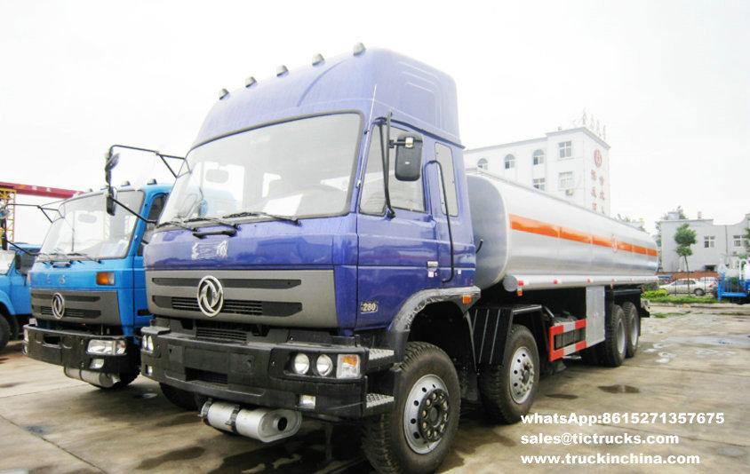 Aluminum Alloy Fuel Tanker , Stainless Steel Fuel Tanker 3_1.jpg